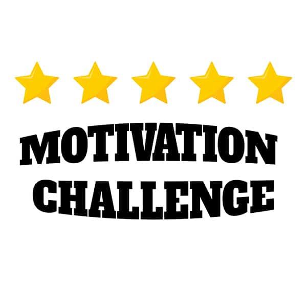 motivation challenge