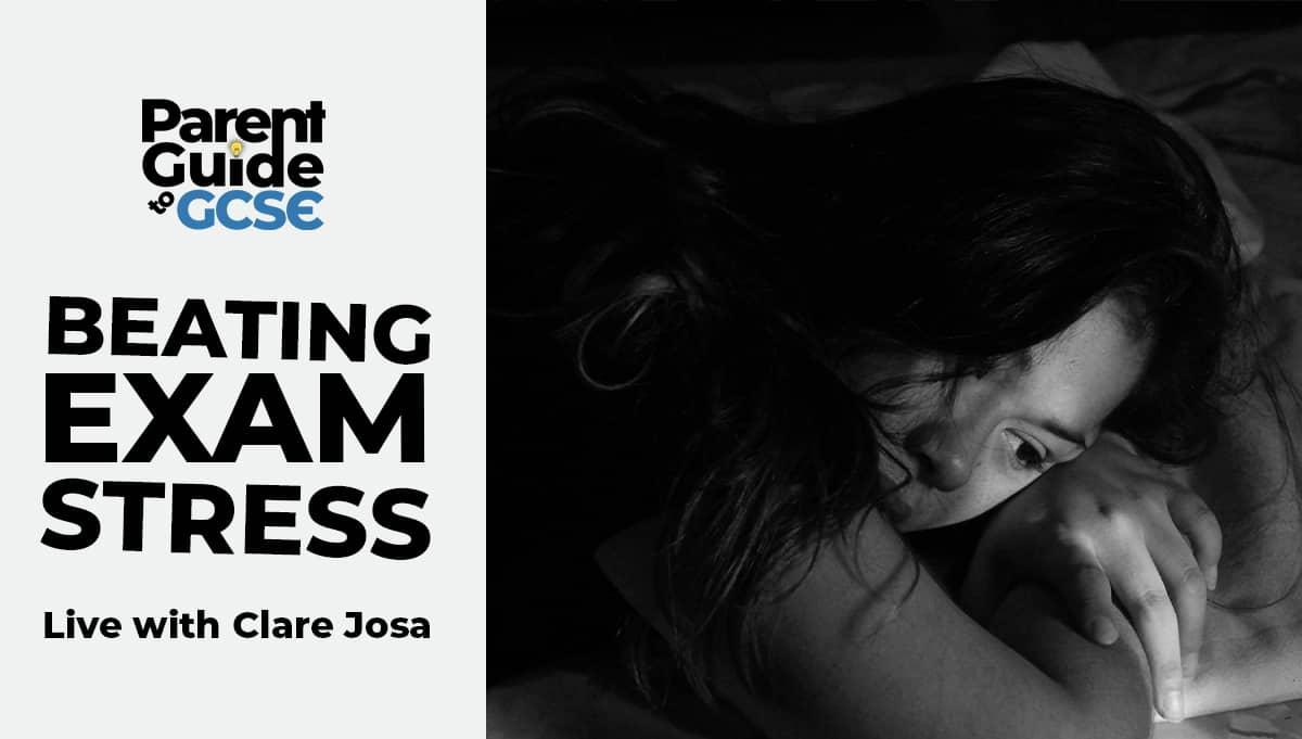 Episode 16 – Clare Josa – Beating Exam Stress