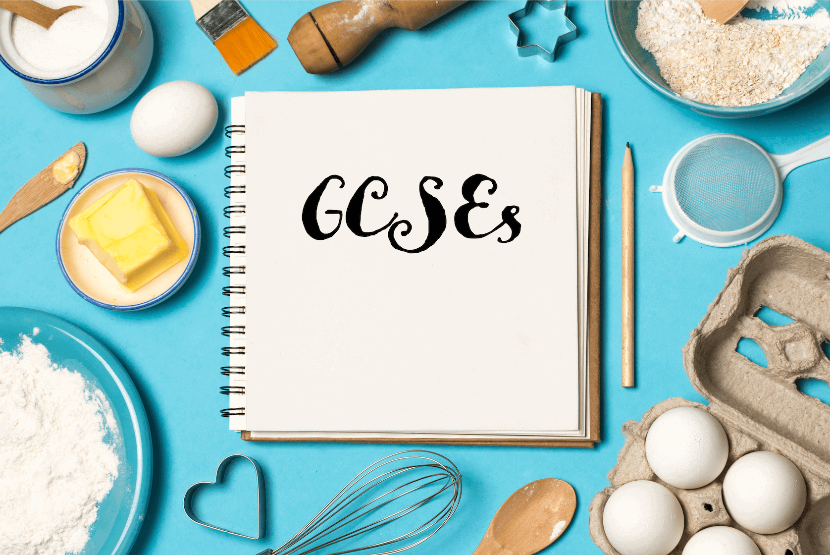 The recipe for GCSE success