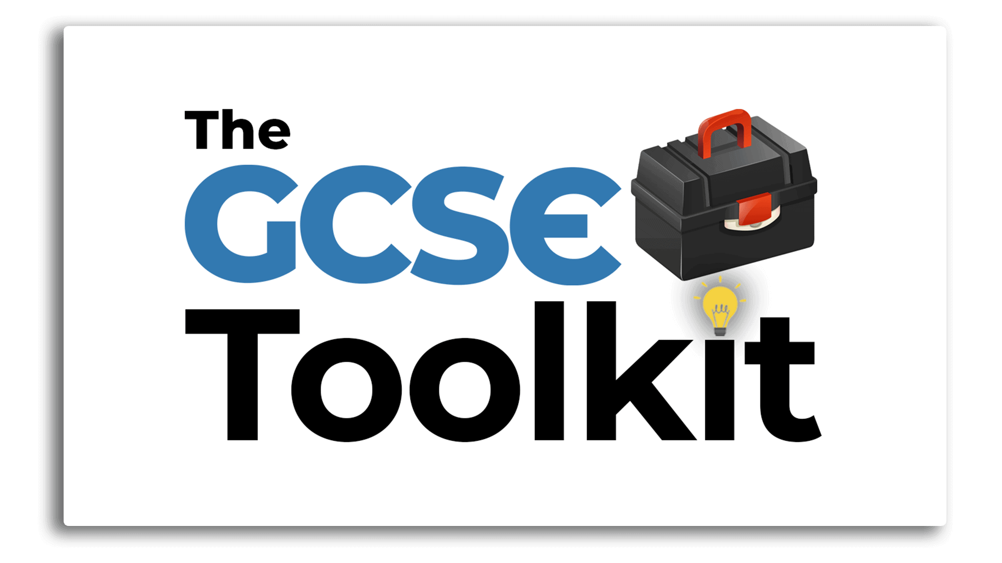 Everything you need to know about the GCSE Toolkit